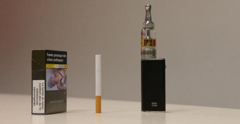 Taux de mortalité en baisse grâce à la cigarette électronique