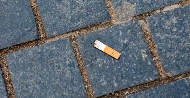 Le coût de collecte des filtres à cigarette bientôt à la charge des fabricants